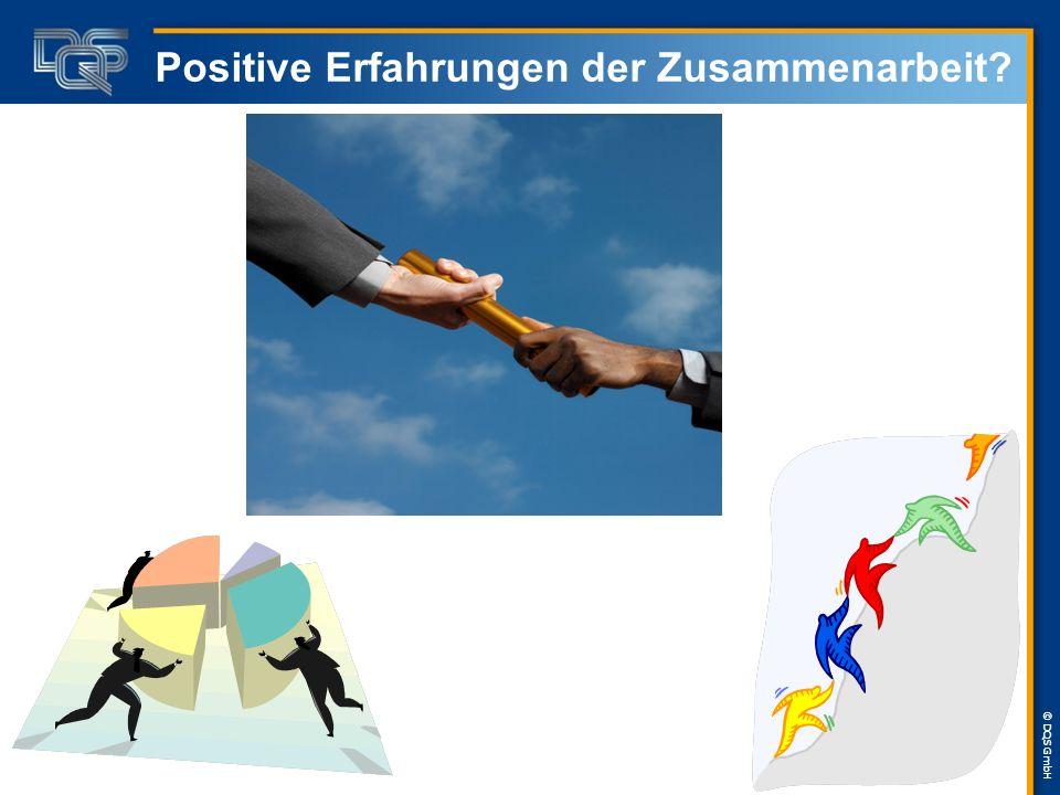 © DQS GmbH Positive Erfahrungen der Zusammenarbeit?