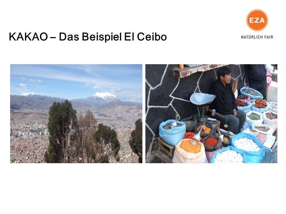 KAKAO – Das Beispiel El Ceibo