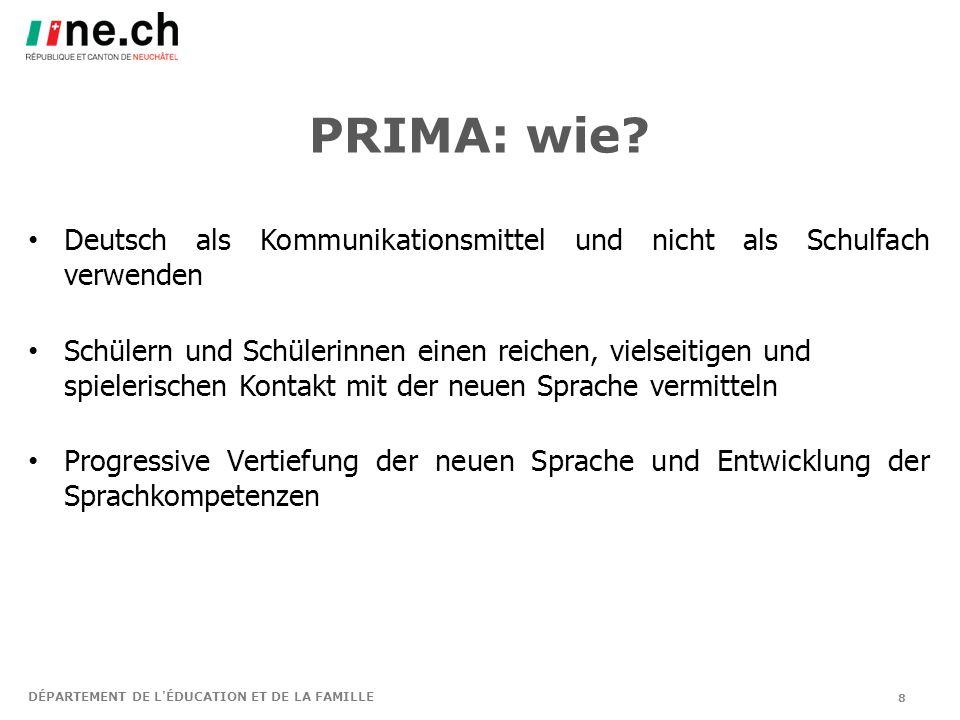 PRIMA: wie.