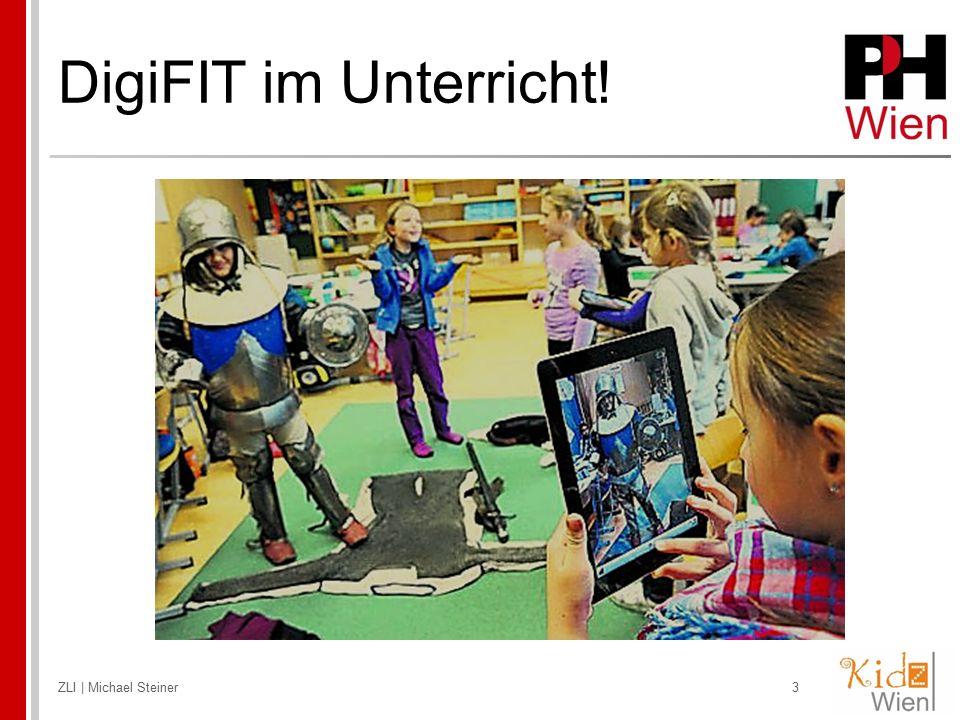 DigiFIT im Unterricht! ZLI | Michael Steiner3