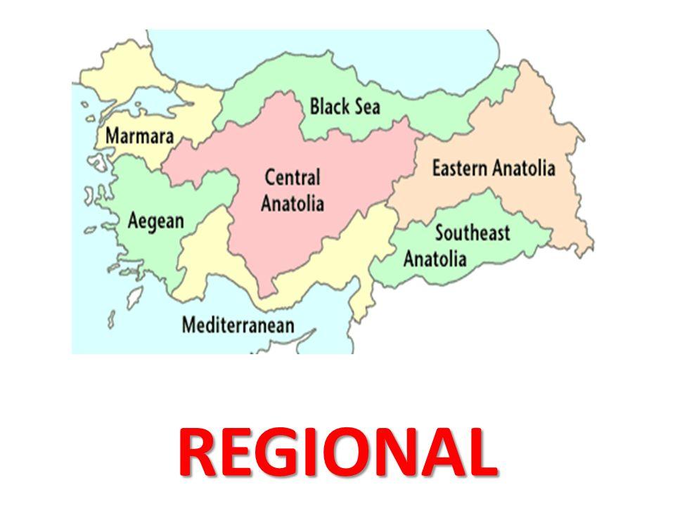 REGIONAL REGIONAL
