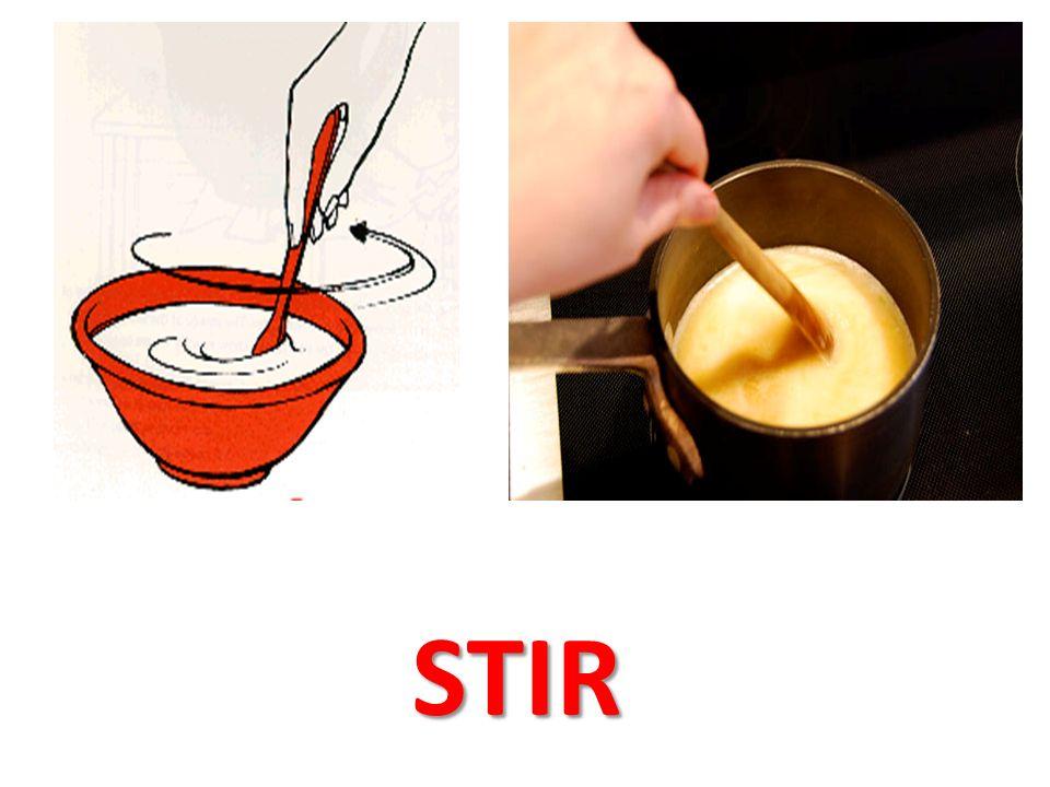 STIR STIR