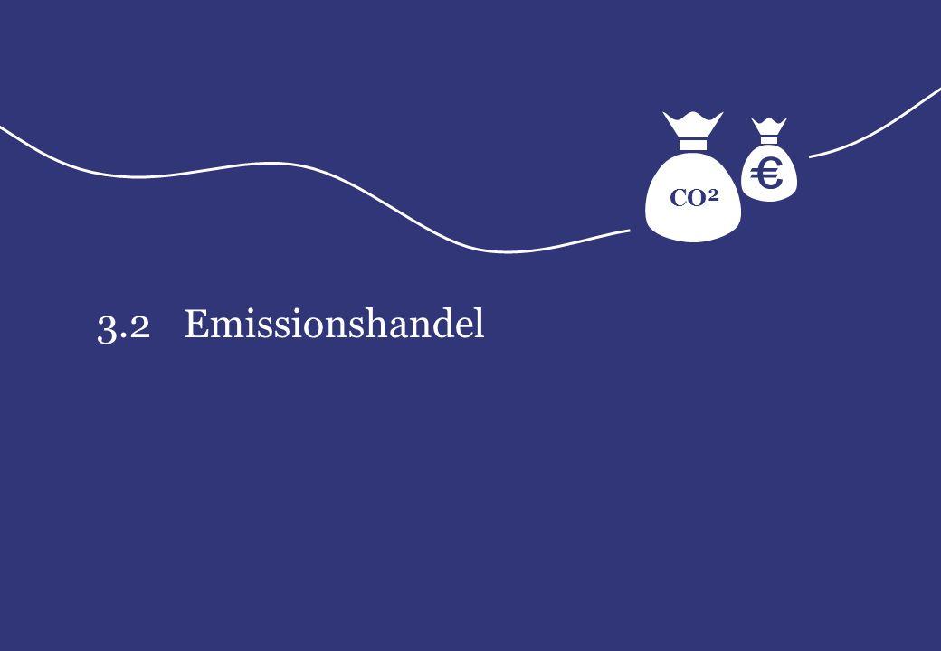 3.2 Emissionshandel CO²