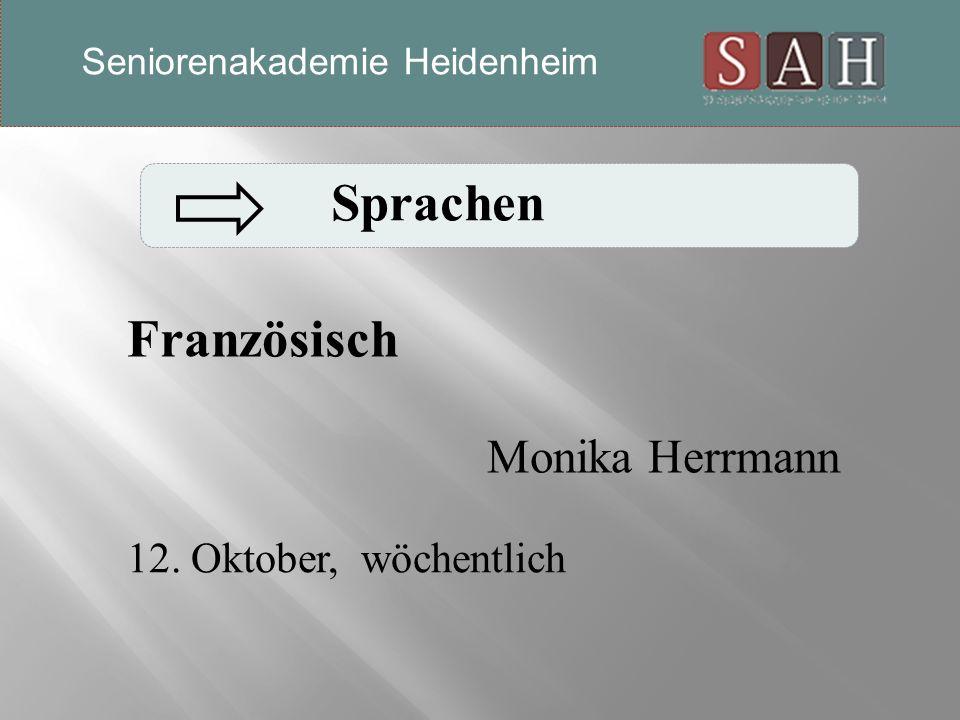 Vortrag Madagaskar Ursula Schmid 0 3. Dezember, nachmittags Seniorenakademie Heidenheim