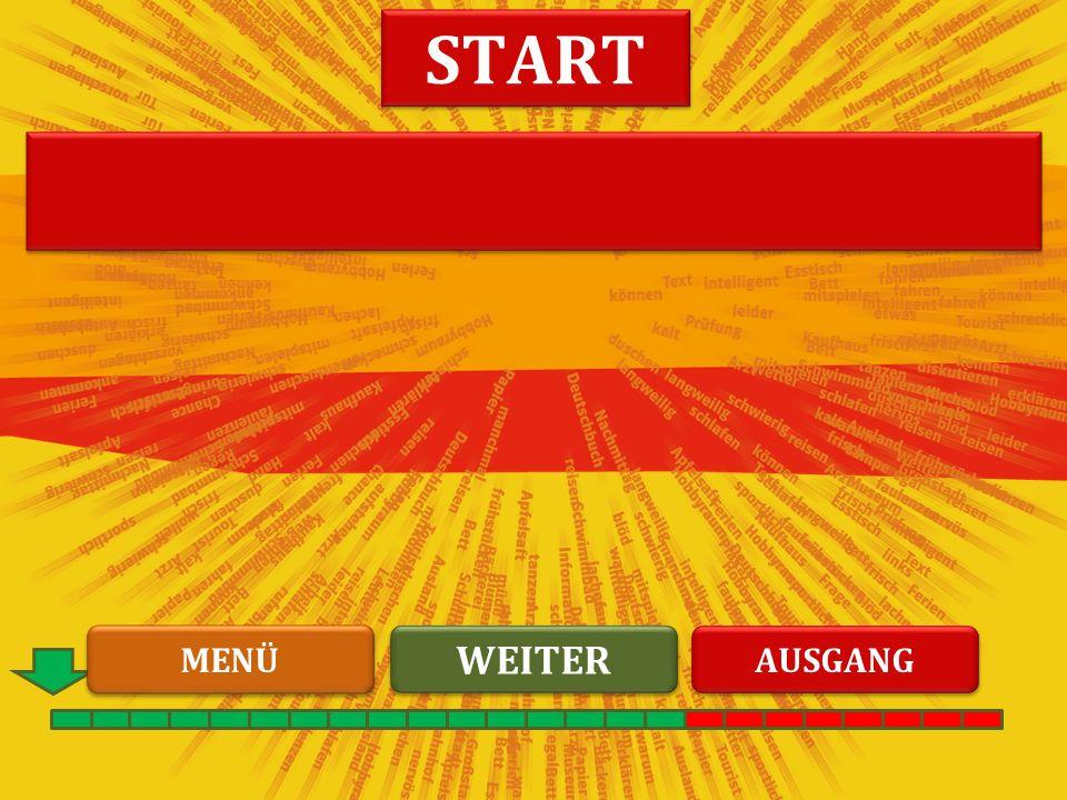 WSRESA WEITER MENÜ AUSGANG START