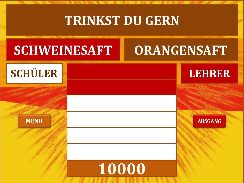 10000 LEHRERSCHÜLER ICH MAG RINDERWEINROTWEIN AUSGANG MENÜ