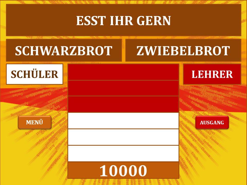 10000 LEHRERSCHÜLER TRINKST DU GERN SCHWEINESAFTORANGENSAFT AUSGANG MENÜ