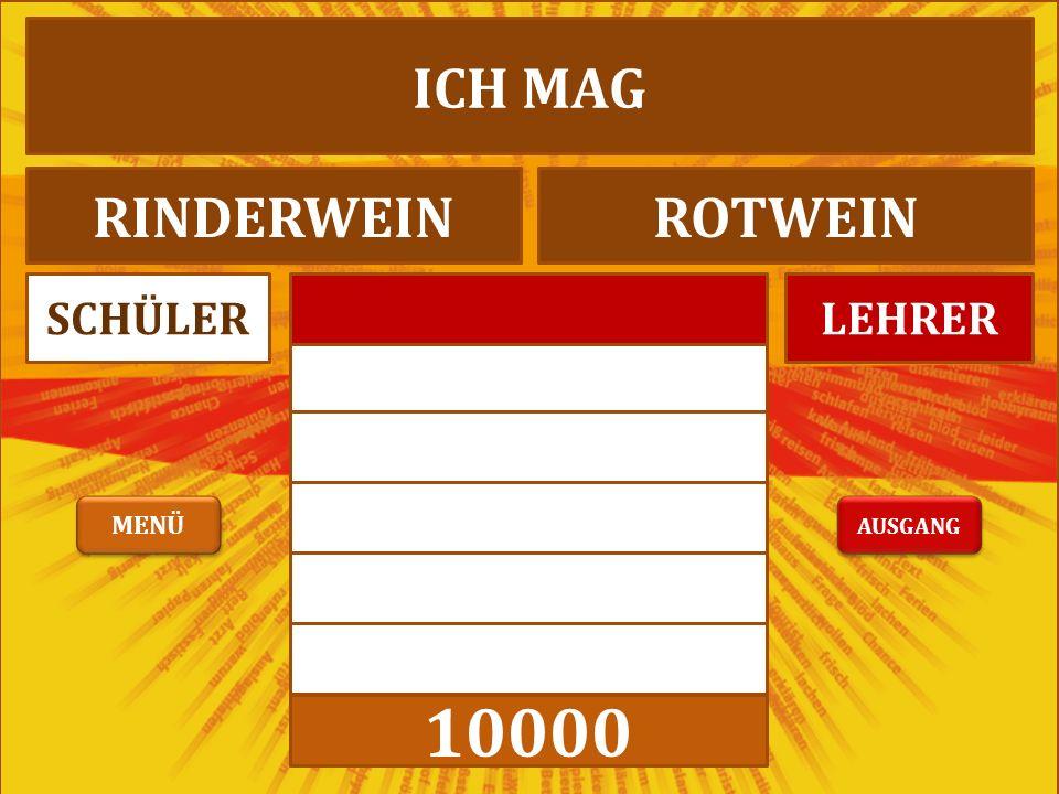 10000 LEHRERSCHÜLER ESST IHR ZWIEBELSUPPEROTSUPPE AUSGANG MENÜ