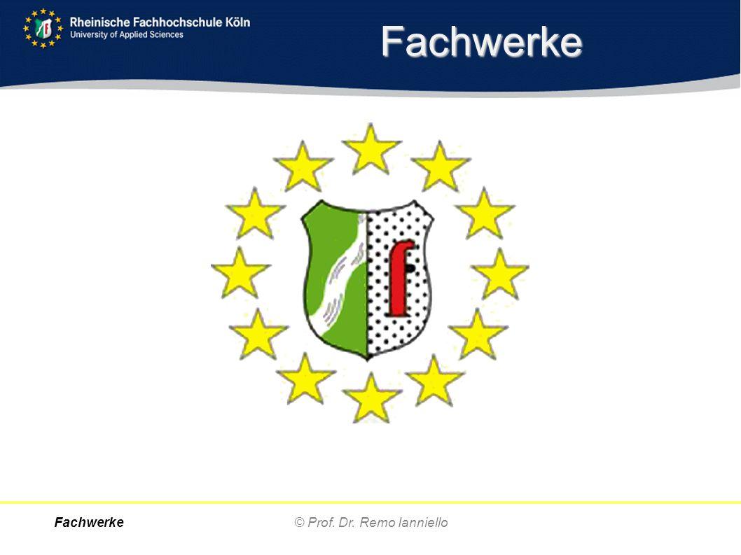 Fachwerke© Prof. Dr. Remo Ianniello Folie 22 Knotenpunkt- Verfahren