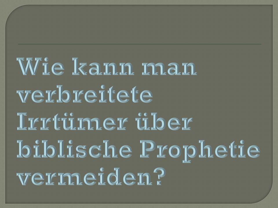 """ Bitte unterscheiden: """"Das Tier aus dem Meer Off 13,1-10) = heidnischer Diktator des Römischen Reiches und """"das Tier aus der Erde (Off 13,11-18) = falscher jüdischer Messias in Israel  """"Antichrist (1Joh 2,18) = der, welcher gegen den Christus/Messias ist; der, welcher sich an die Stelle des Christus/ Messias setzt  Antichrist = falscher Messias."""