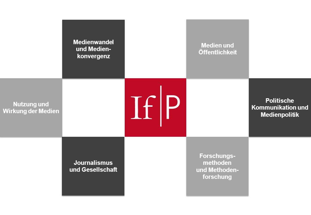 Studiengänge am Institut für Publizistik Willkommen.