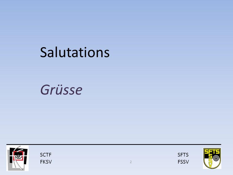SCTF FKSV SFTS FSSV Salutations Grüsse 2
