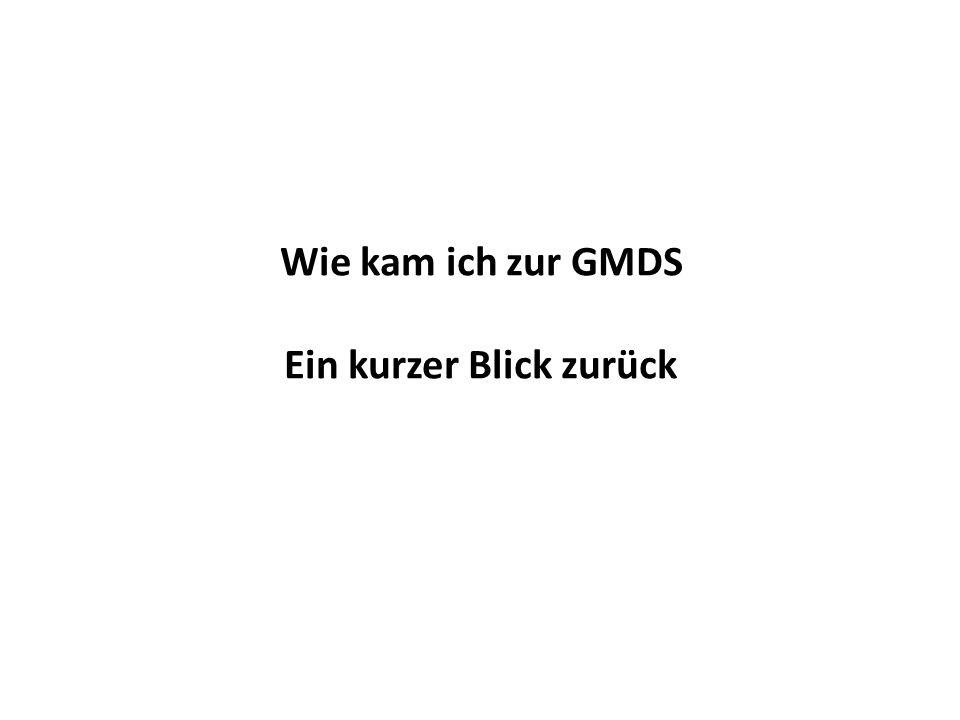 Studienzeit Köln 1972 - 1980 Medizin als Substrat Physik als das Paradigma der Naturbeschreibung Aber wie passt das zusammen ?