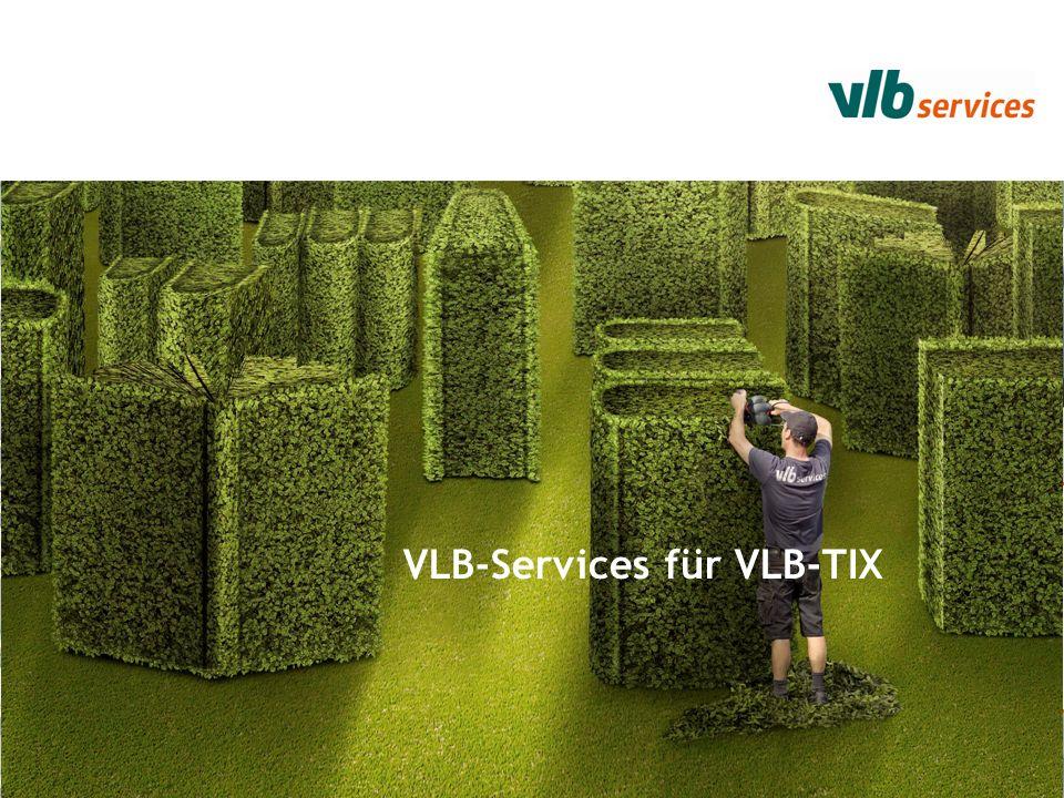 VLB-Services für VLB-TIX