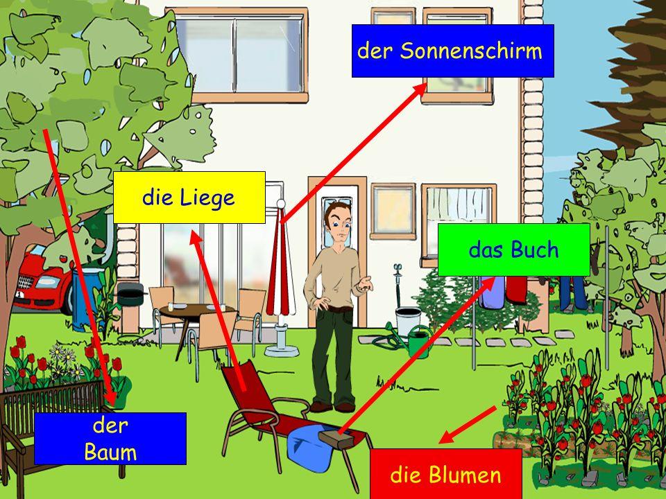 Das ist der Garten