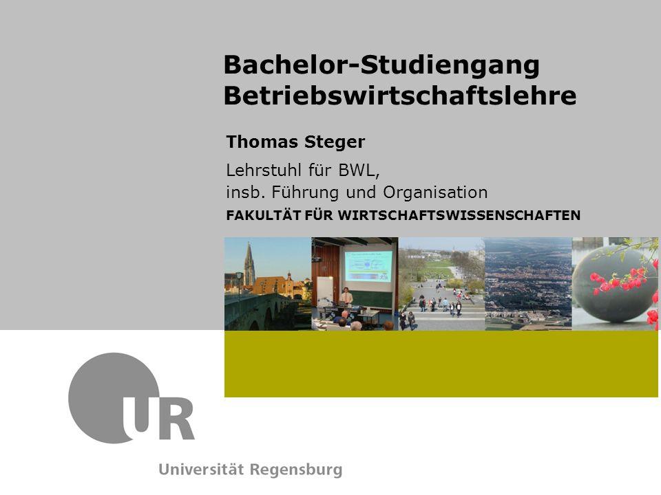 Fußzeile bei Bedarf Prof. Dr. Max Mustermann Lehrstuhl für XYZ FAKULTÄT FÜR WIRTSCHAFTSWISSENSCHAFTEN Dr. Max Mustermann Referat Kommunikation & Marke