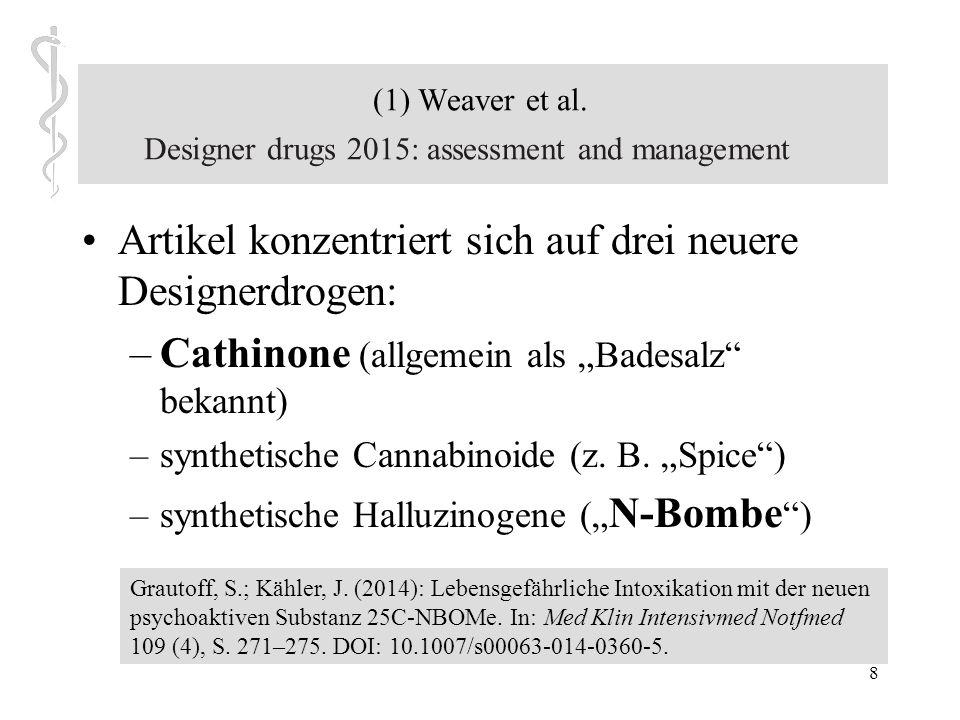 48 Phenylethylamin Dopamin Adrenalin Norephedrin