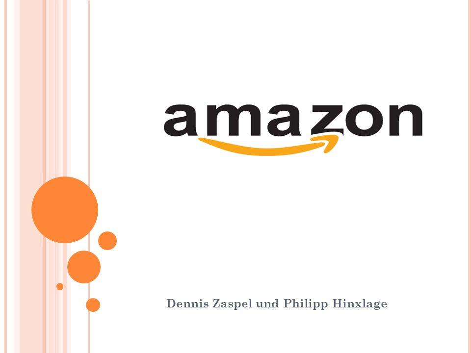 I NHALT Überblick Geschichte Gründer Amazon heute Amazon in Deutschland Wissenswertes