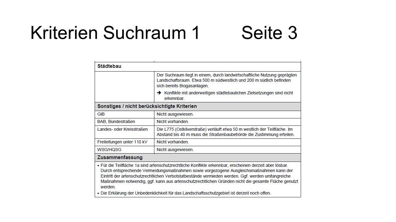Kriterien Suchraum 1 Seite 3