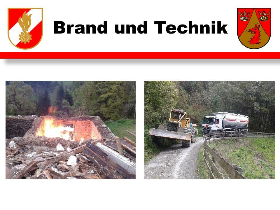 Brand und Technik