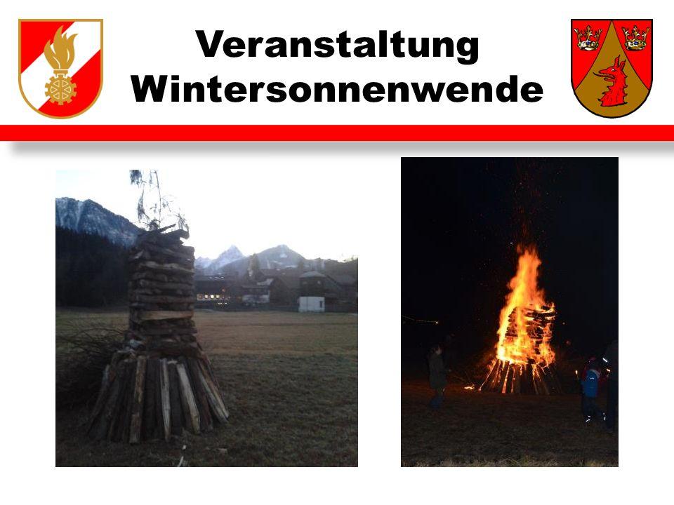 Veranstaltung Wintersonnenwende