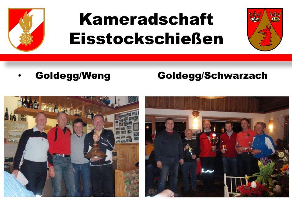 Kameradschaft Eisstockschießen Goldegg/Weng Goldegg/Schwarzach