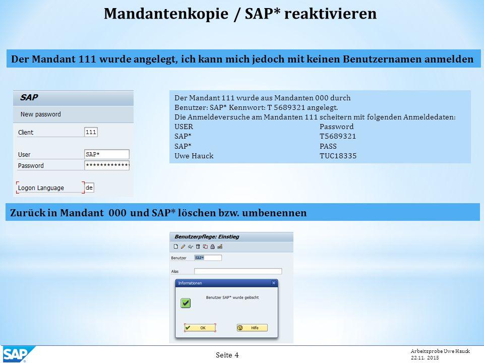 Arbeitsprobe Uwe Hauck 22.11.