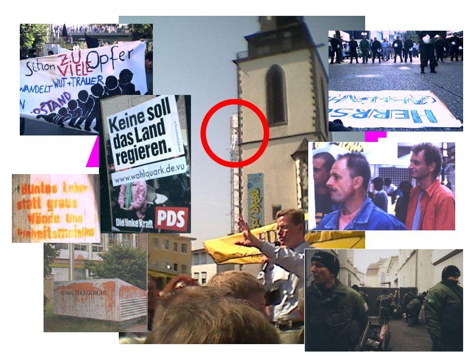 ddp am 22.11.2007 um 10.26 Uhr Die Vorwürfe klingen ungeheuerlich: Polizisten basteln einen Brandsatz oder fertigen Gipsabdrücke selbst an, um Beweismittel zu haben.