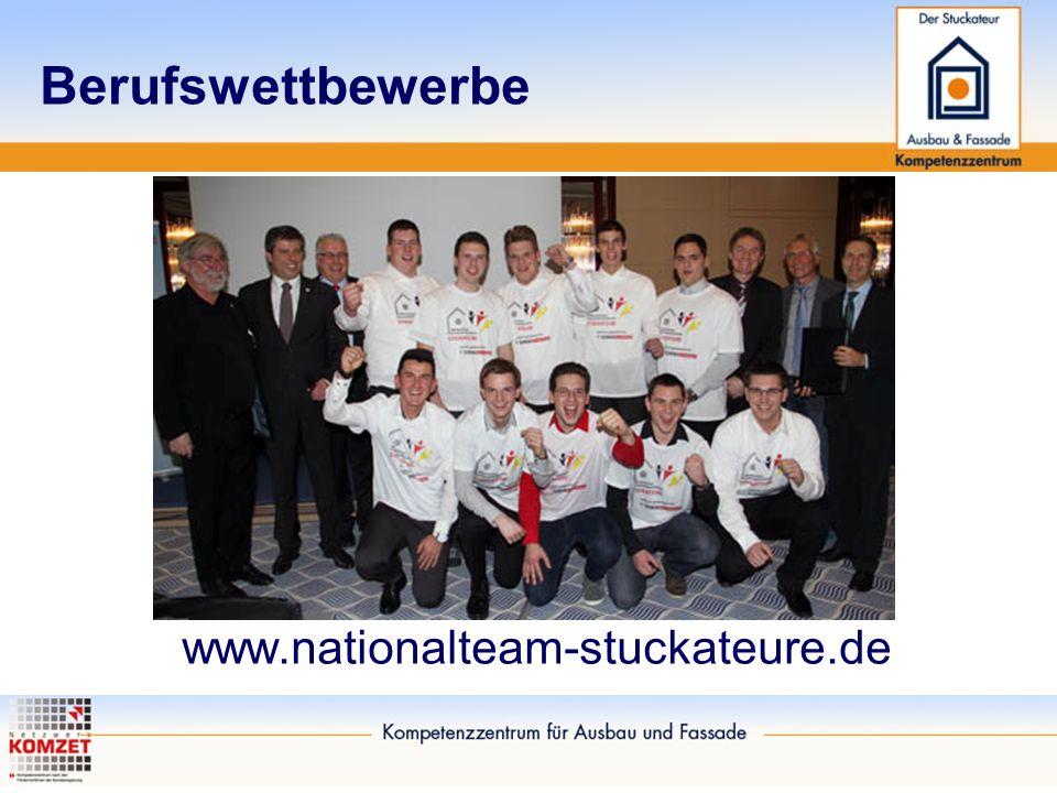 Berufswettbewerbe www.nationalteam-stuckateure.de