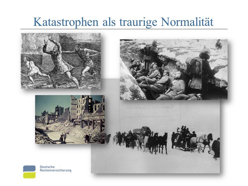 Katastrophen als traurige Normalität