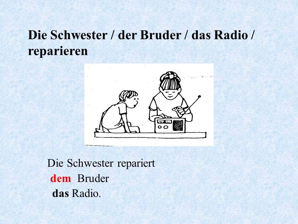 DATIVE has the following forms: pronouns: ich => mir du => dir er/es => ihm sie => ihr wir => uns ihr => euch sie => ihnen Ihnen question word: wer =>