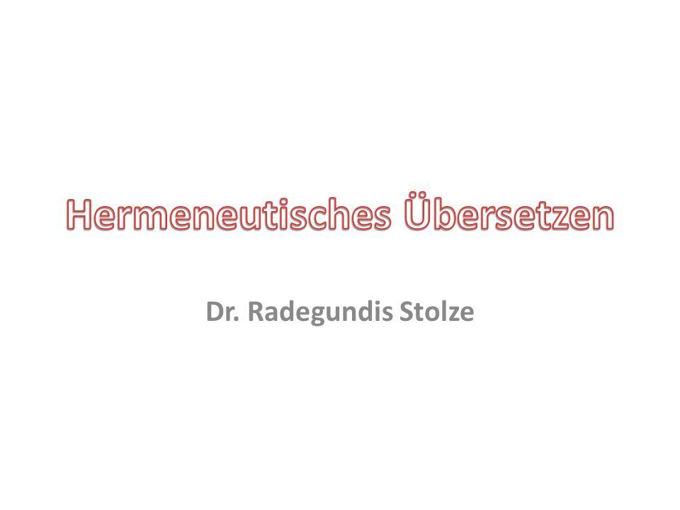 Dr. Radegundis Stolze