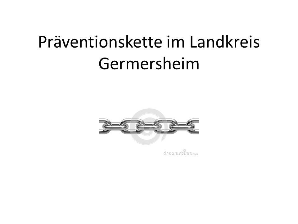Präventionskette im Landkreis Germersheim