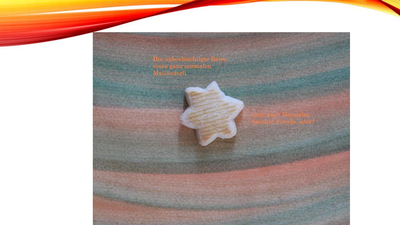 Mailänderli werden auch im Grosshandel hergestellt. Dies ist eine Mailänderlifabrik.