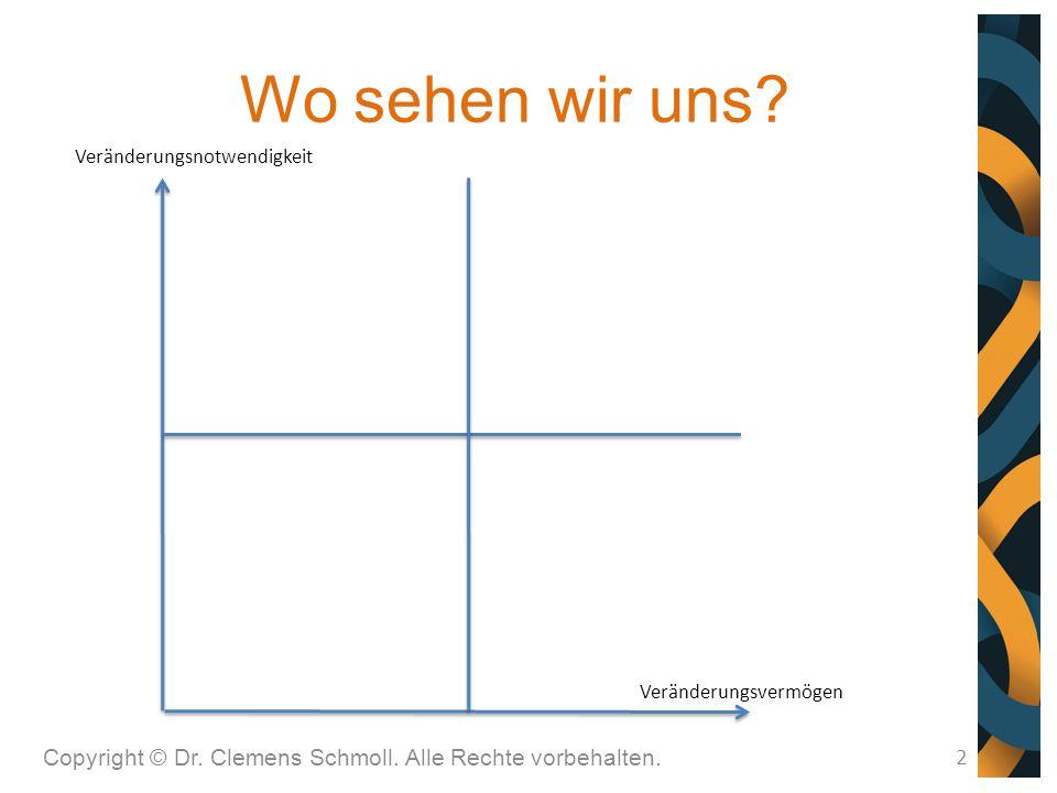 Wo sehen wir uns. Copyright © Dr. Clemens Schmoll.