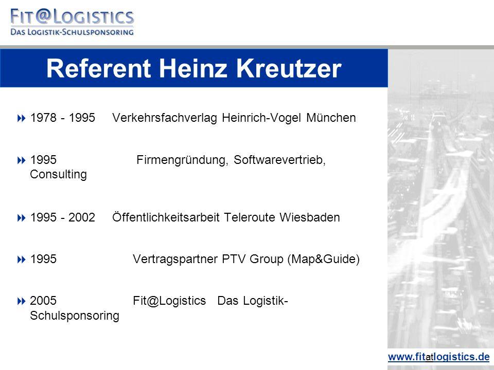  1978 - 1995Verkehrsfachverlag Heinrich-Vogel München  1995 Firmengründung, Softwarevertrieb, Consulting  1995 - 2002Öffentlichkeitsarbeit Telerout