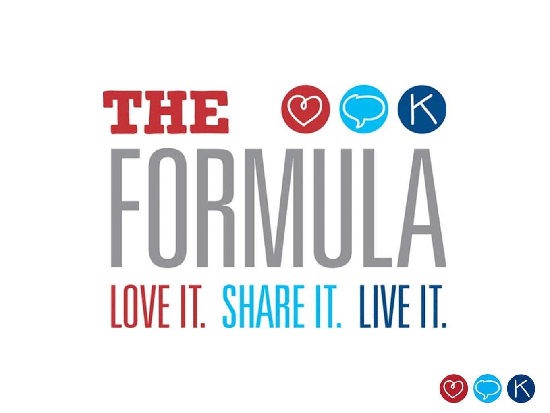 Love it. Share it.Live it.