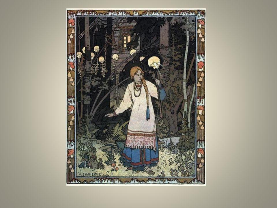 Glaubensvorstellungen der alten Slawen ca.5. – 12.