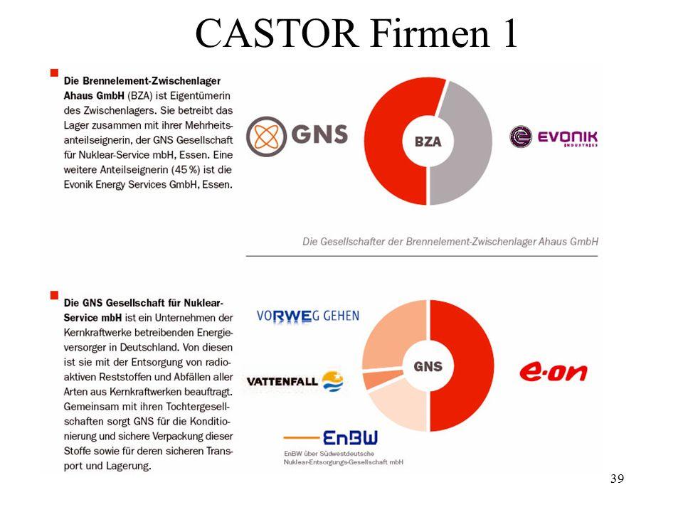 39 CASTOR Firmen 1
