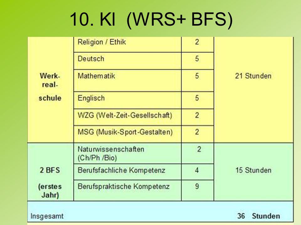 10. Kl (WRS+ BFS)