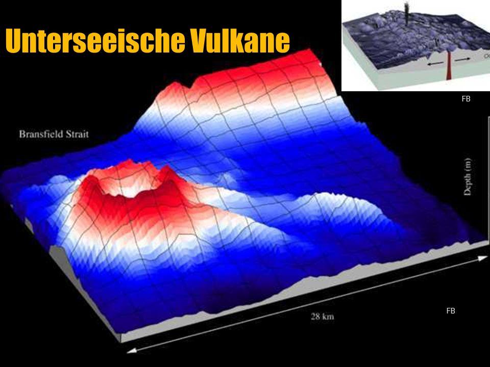 Unterseeische Vulkane FB