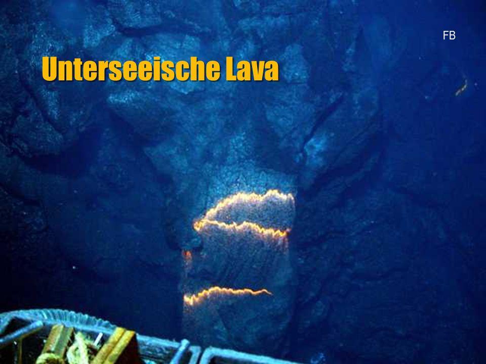 Unterseeische Lava FB