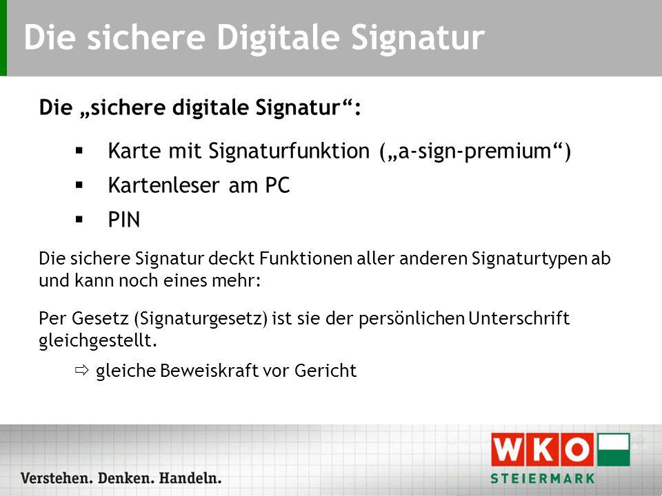 Signatur im pdf. – Format: Absender Verträge sicher signieren!