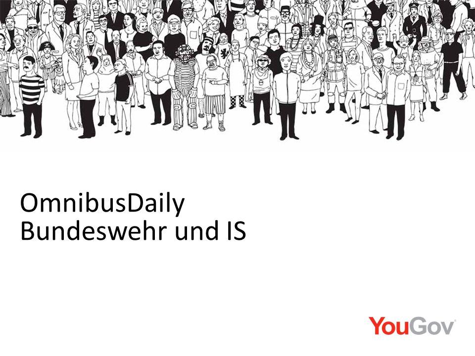 OmnibusDaily Bundeswehr und IS