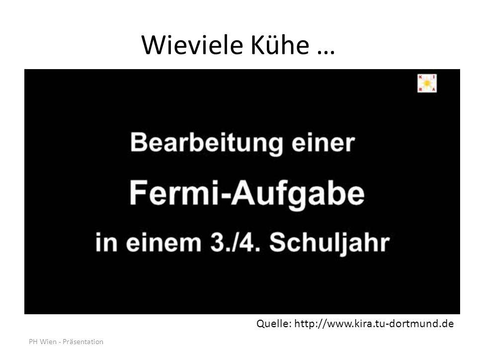 PH Wien - Präsentation Wieviele Kühe … Quelle: http://www.kira.tu-dortmund.de