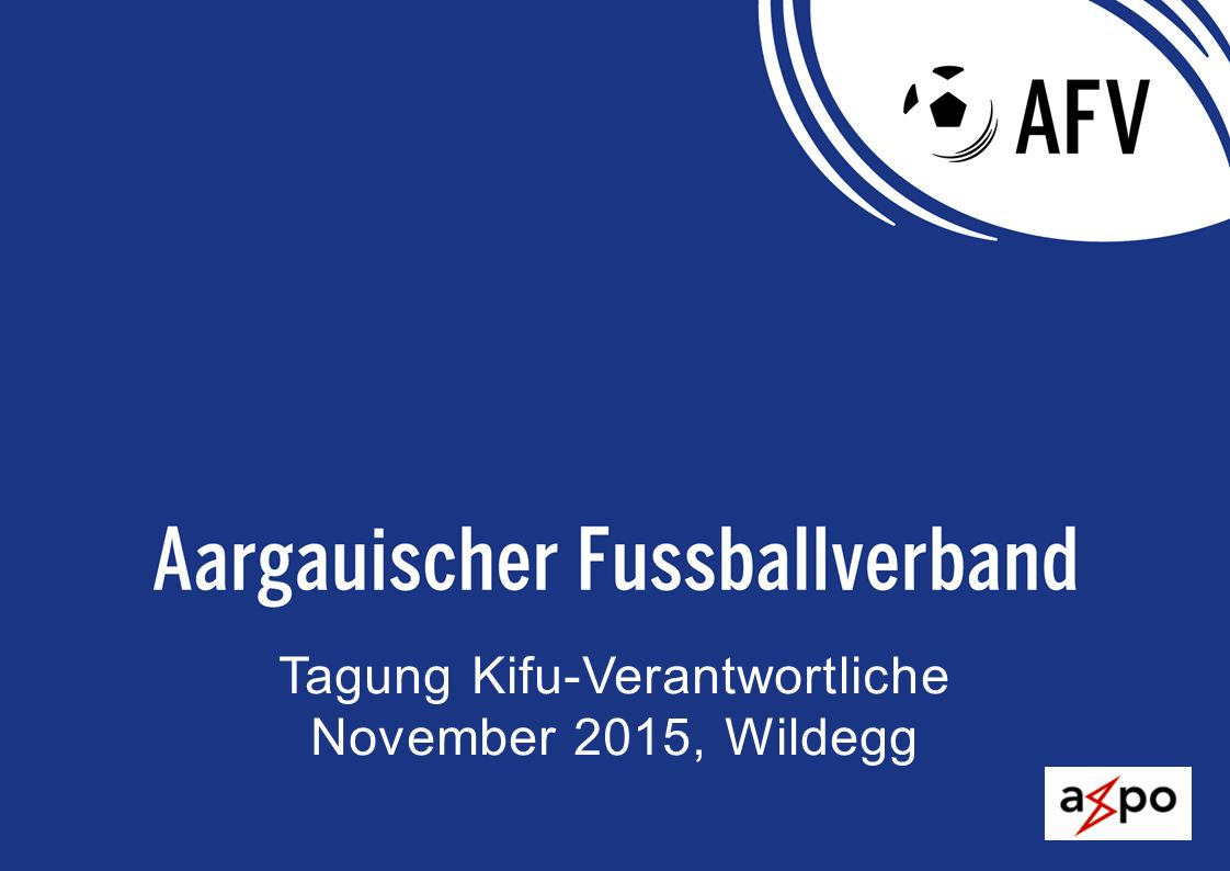 Tagung Kifu-Verantwortliche November 2015, Wildegg