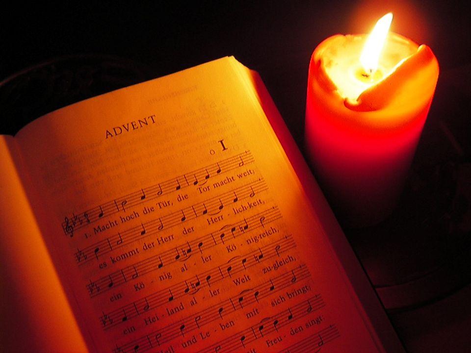 Die Flamme der Hoffnung will immer für uns brennen...