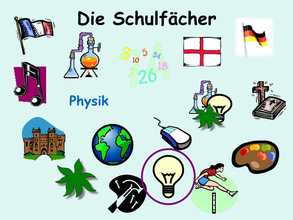 Die Schulfächer Physik