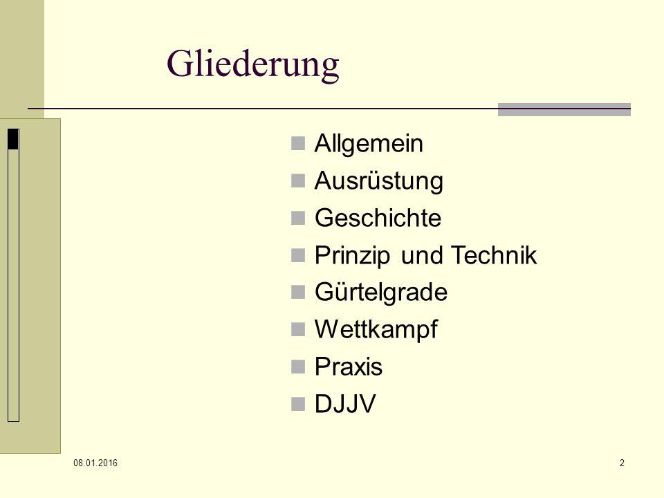 """Ju-Jutsu übersetzt """"sanfte Kunst Vielseitiger und variabler Kampfsport Verwaltung durch DJJV (Deutscher Ju-Jutsu Verband) 1."""