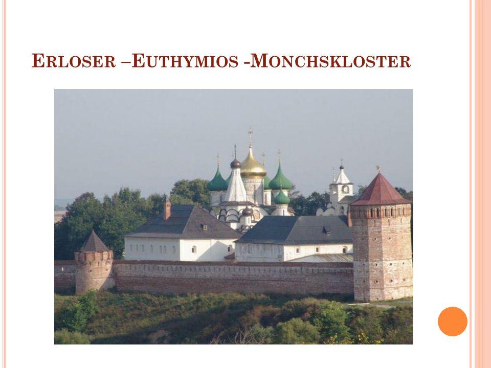 E RLOSER –E UTHYMIOS -M ONCHSKLOSTER